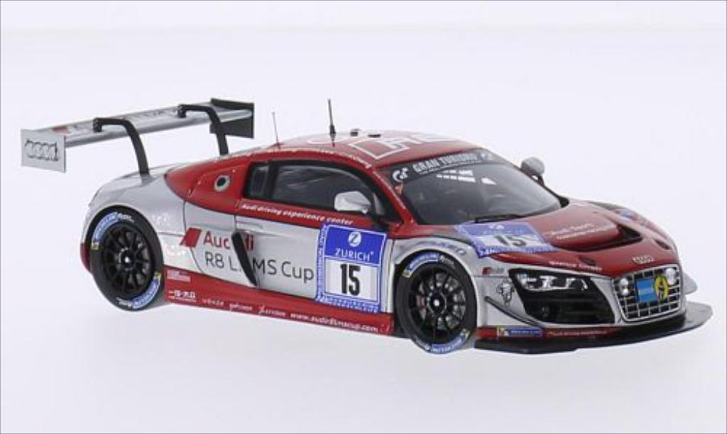 Audi R8 LMS 1/43 Spark Ultra No.15 Audi Race Experience Audi R8 LMS Cup 24h Nurburgring 2015 diecast