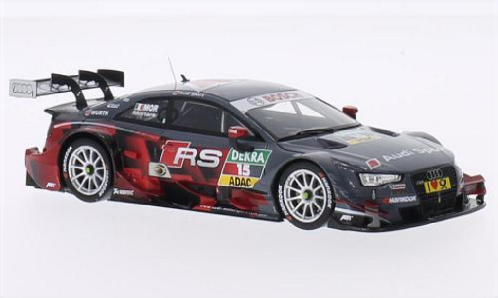Audi RS5 DTM 1/43 Spark No.15 Sport Team Abt Sport 2014 miniature