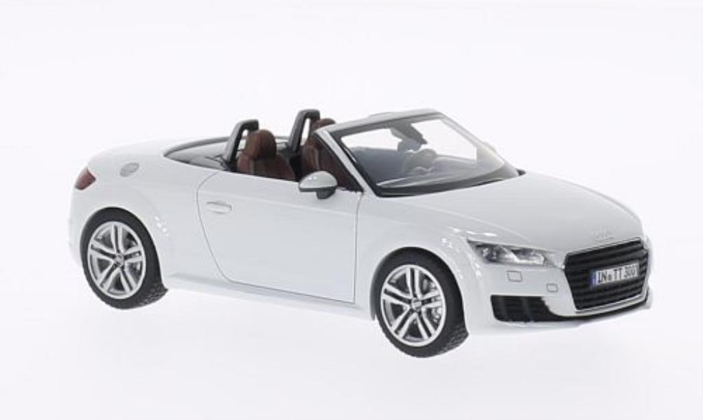 Audi TT 1/43 Kyosho (8S) Roadster grise 2014