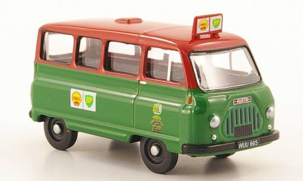 Austin J2 1/76 Oxford Miniobus SMex & BP Ltd. miniature
