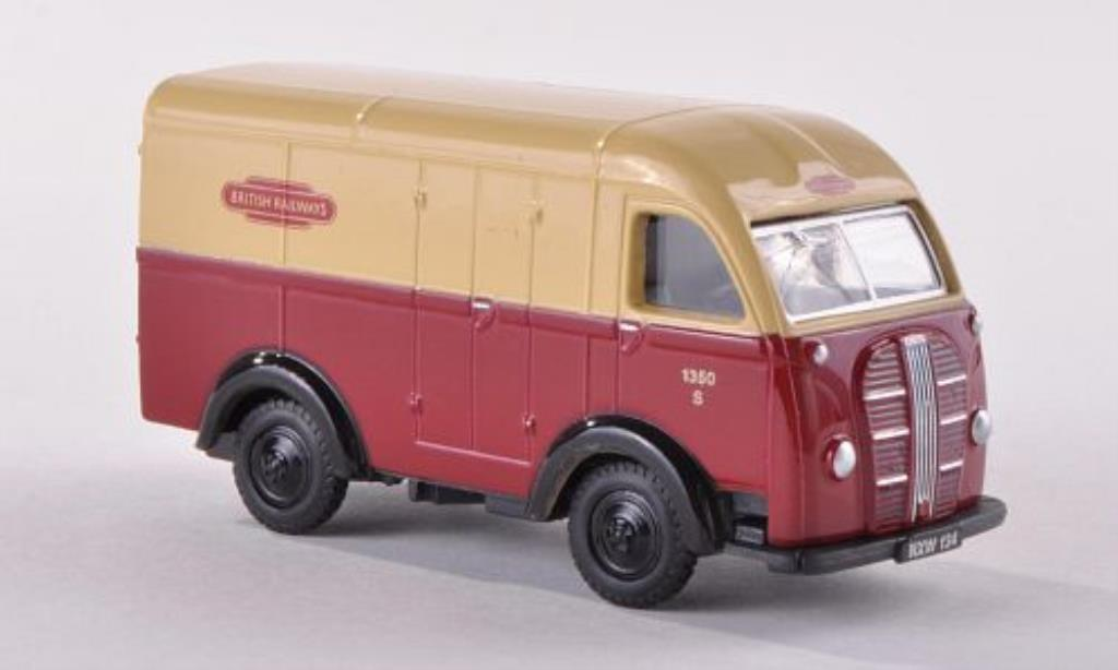 Austin K8 1/76 Oxford Van British Rail miniature