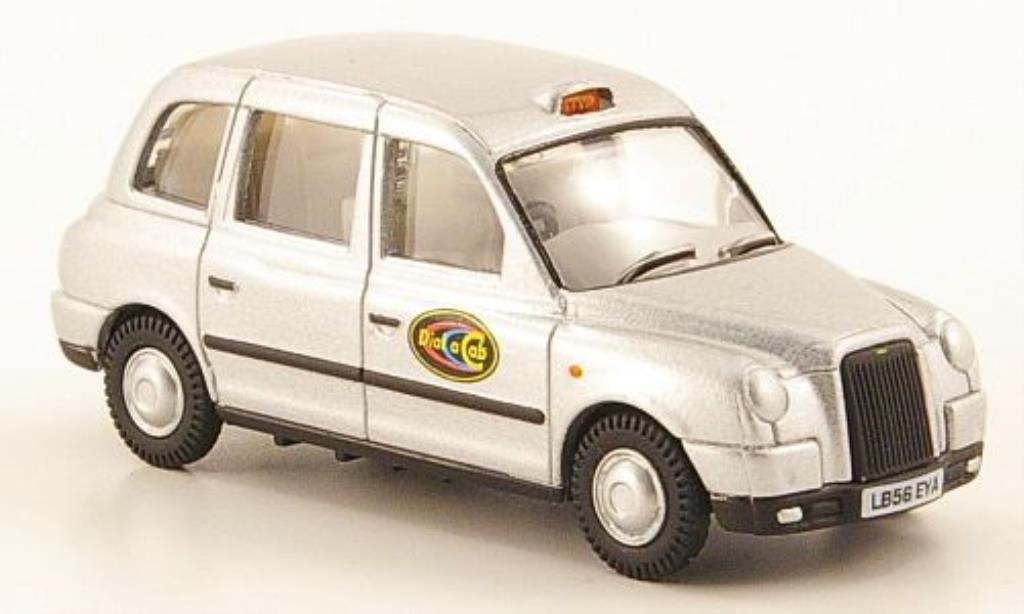 Austin TX4 1/76 Oxford Taxi Dial A Cab miniature