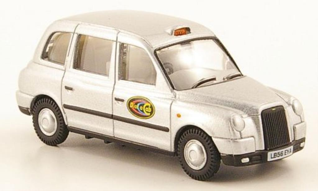 Austin TX4 1/76 Oxford Taxi Dial A Cab modellautos