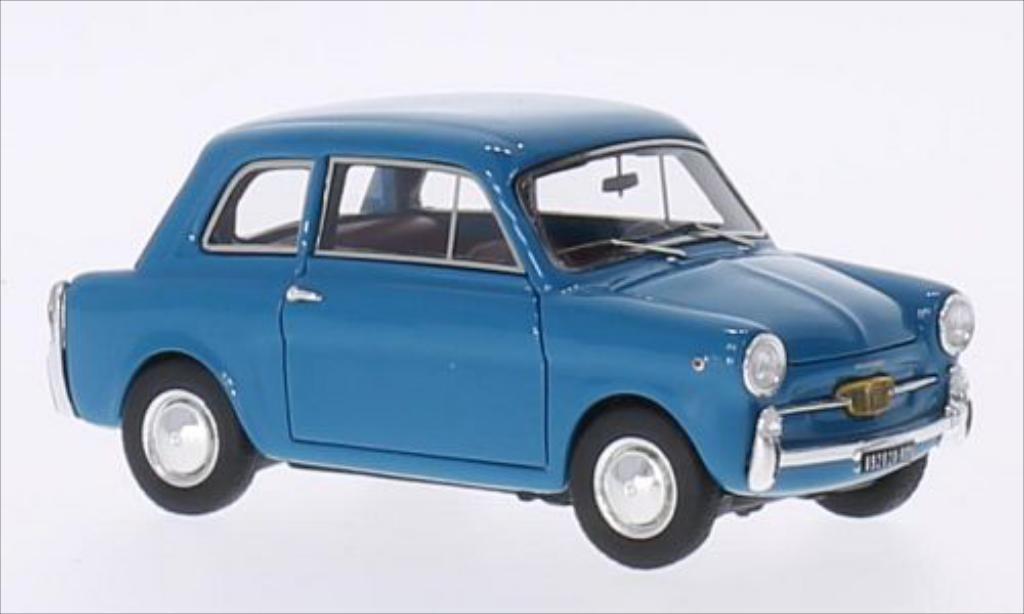 Autobianchi Bianchina 1/43 Kess F Coupe bleu 1965 diecast
