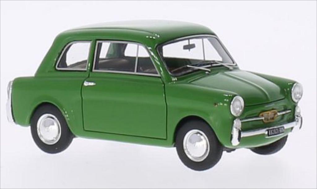 Autobianchi Bianchina 1/43 Kess F Coupe green 1965 diecast