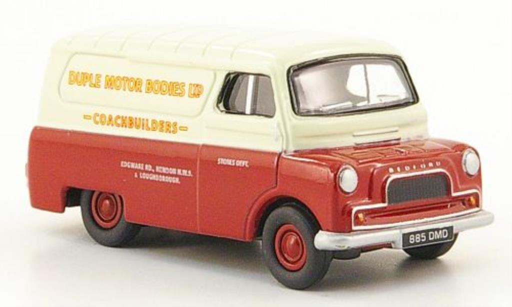 Bedford CA 1/76 Oxford Kastenwagen Duple Motor Bodies Ltd. miniature