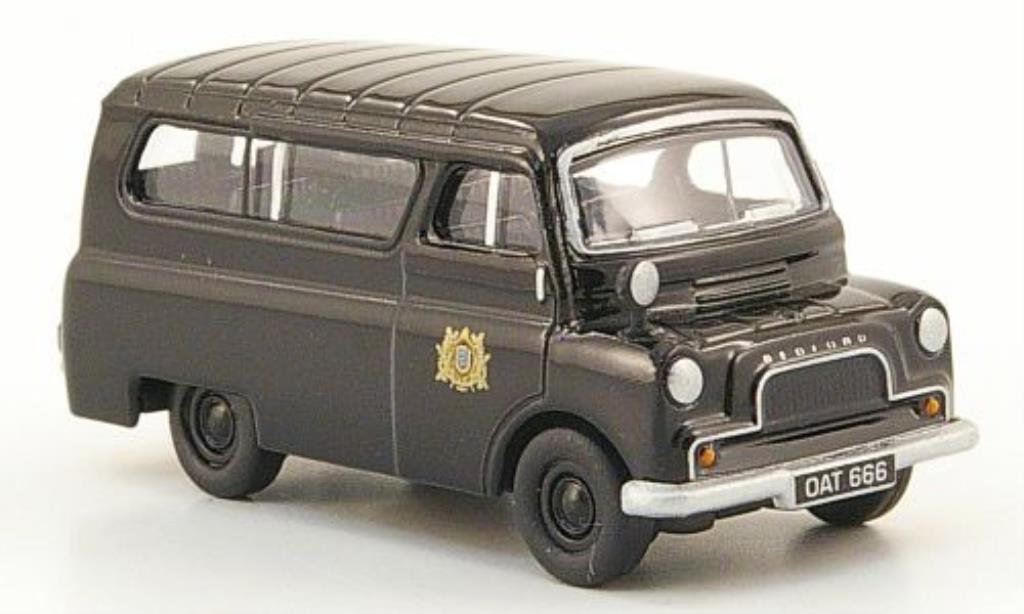 Bedford CA 1/76 Oxford Minibus Hull City Police miniature