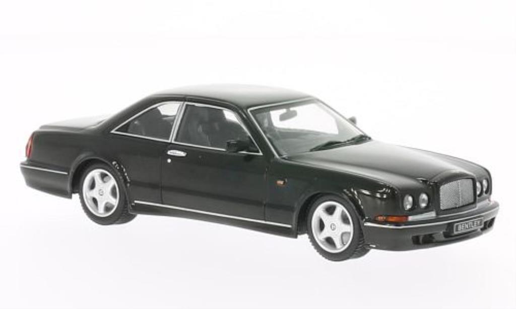 Bentley Continental T 1/43 Minichamps noire RHD 1996 miniature