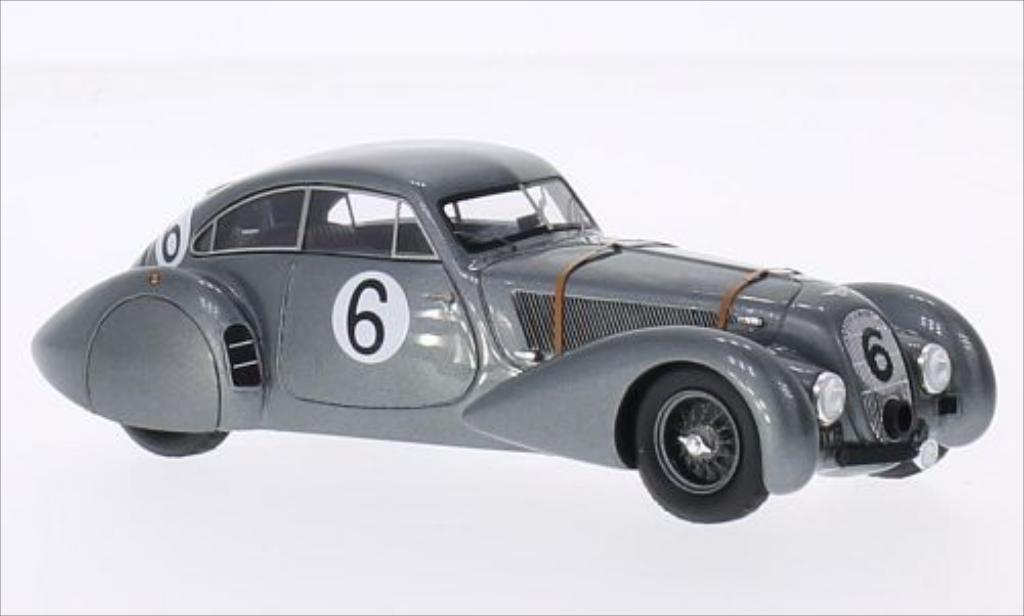 Bentley Corniche 1/43 Spark Paulin RHD No.6 24h Le Mans 1949 diecast model cars