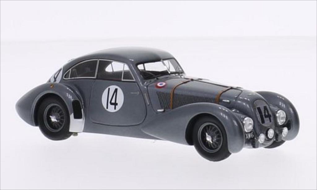 Bentley Corniche 1/43 Spark RHD No.14 24h Le Mans 1951 diecast model cars