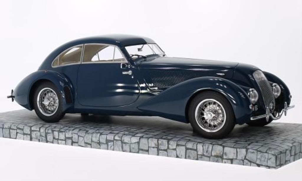 Bentley Embiricos 1/18 Minichamps bleu 1938 miniature