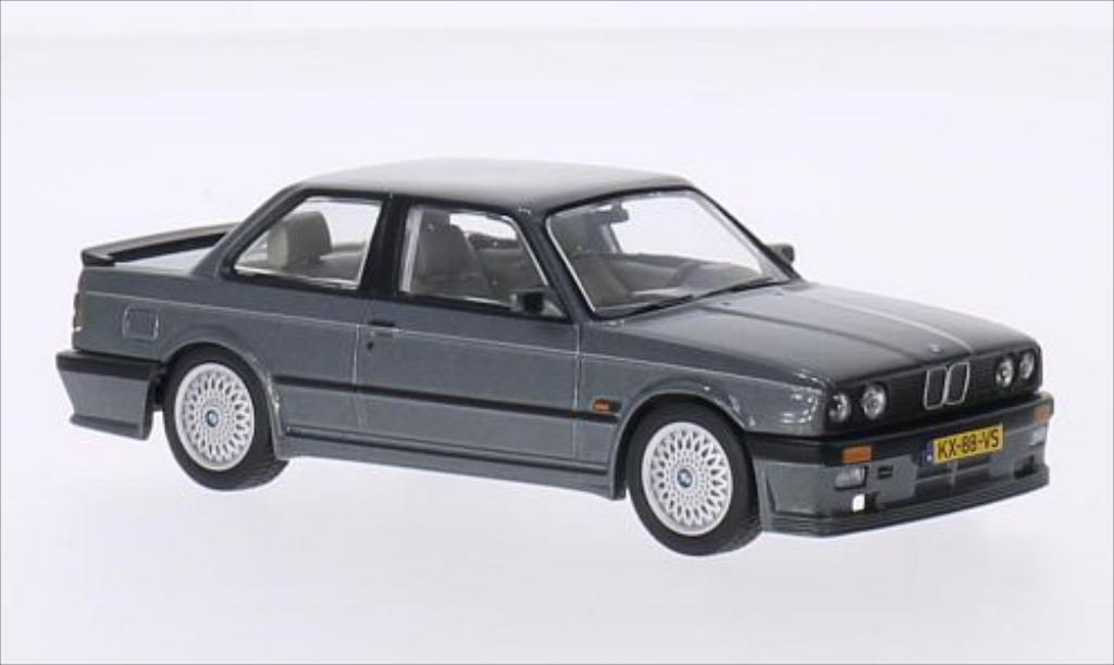 Bmw 325 E30 1/43 Vanguards i (E30) Sport M-Technic 1 LHD metallic-gray diecast