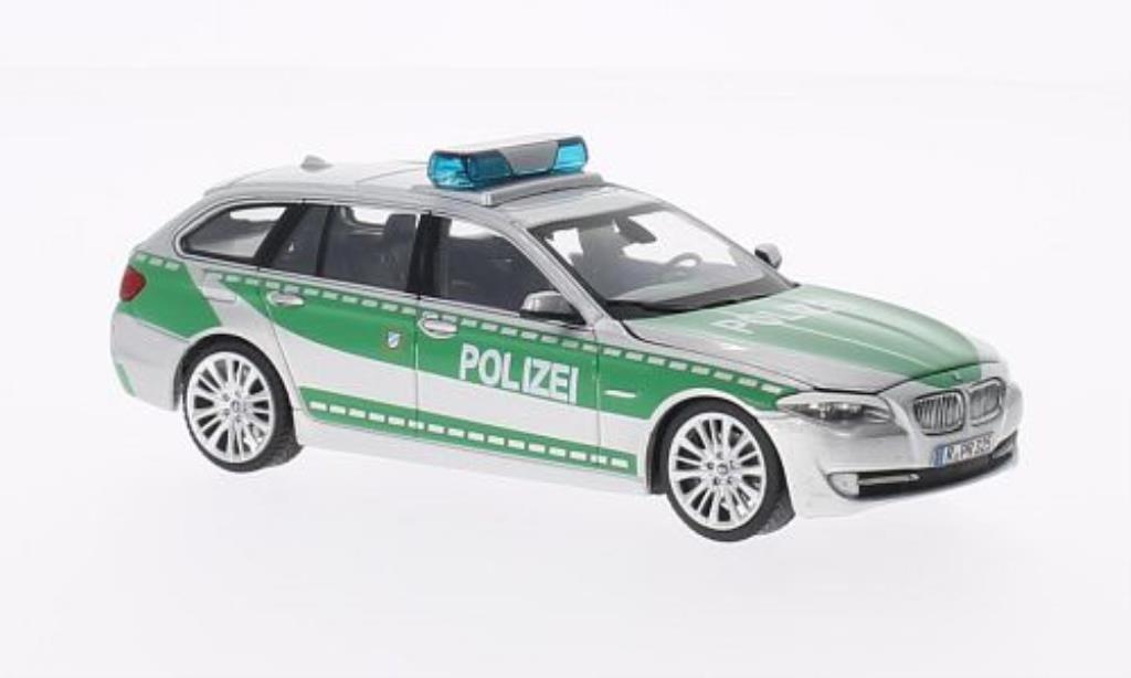 Bmw 525 F11 1/43 Schuco d Touring Polizei miniature