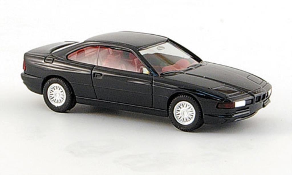 Bmw 850 1/87 Herpa i noire miniature