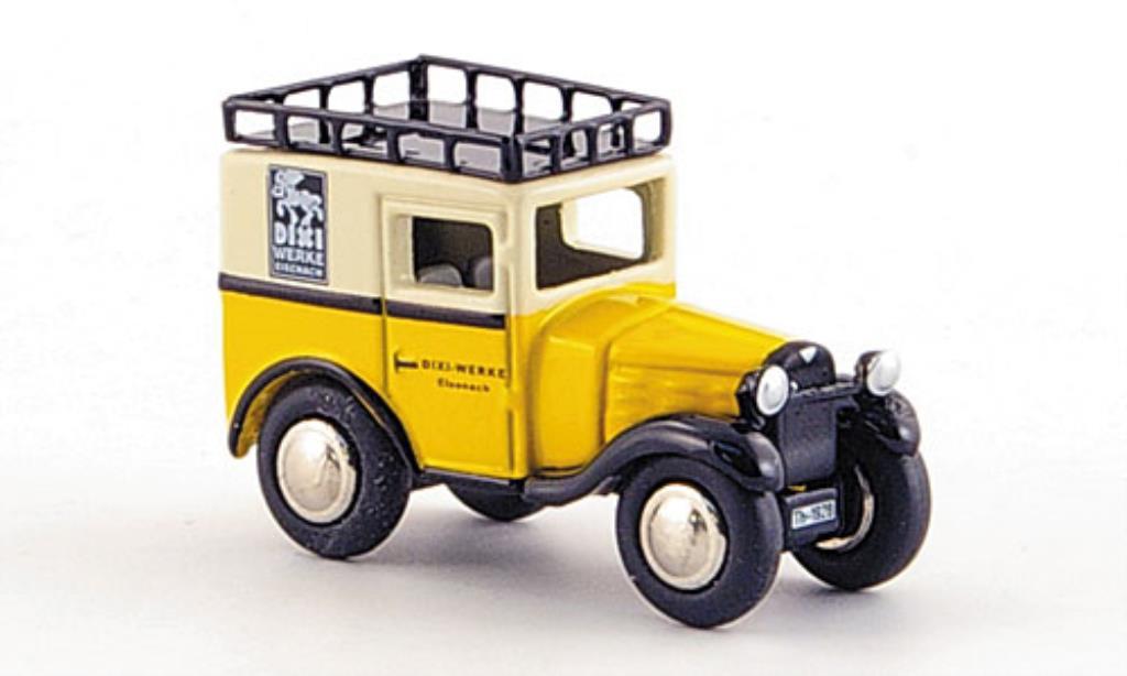 Bmw Dixi 1/87 Bub -Werke Eisenach miniature