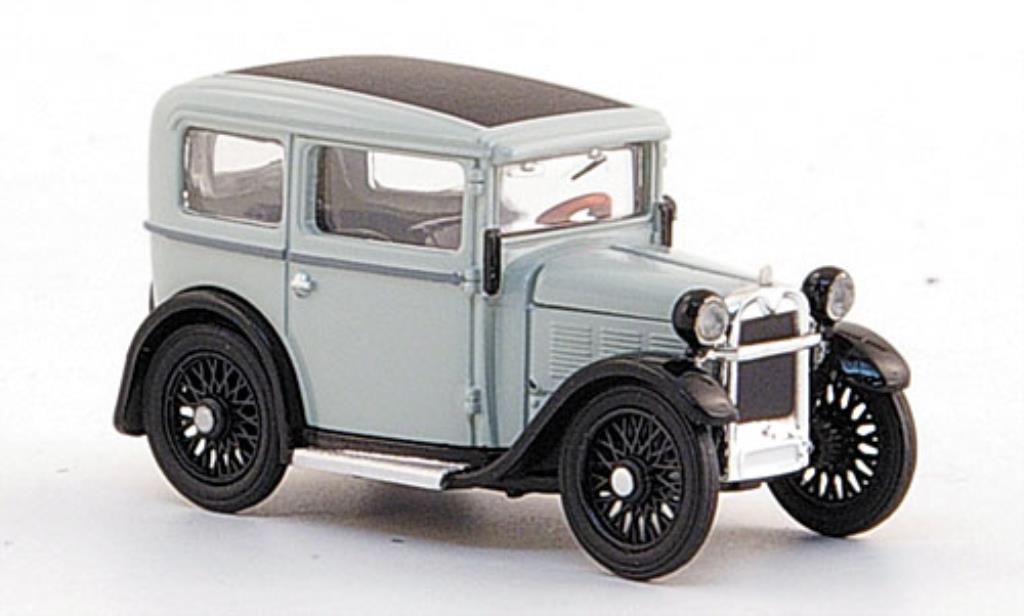 Bmw Dixi 1/87 Ricko grise 1929 miniature
