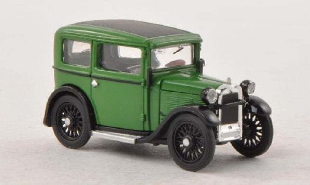 Bmw Dixi 1/87 Busch green/black 1929 diecast
