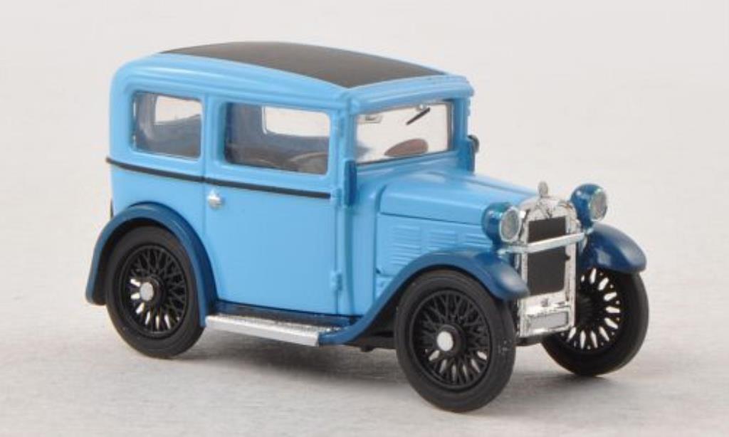 Bmw Dixi 1/87 Busch bleu/bleu 1929 miniature