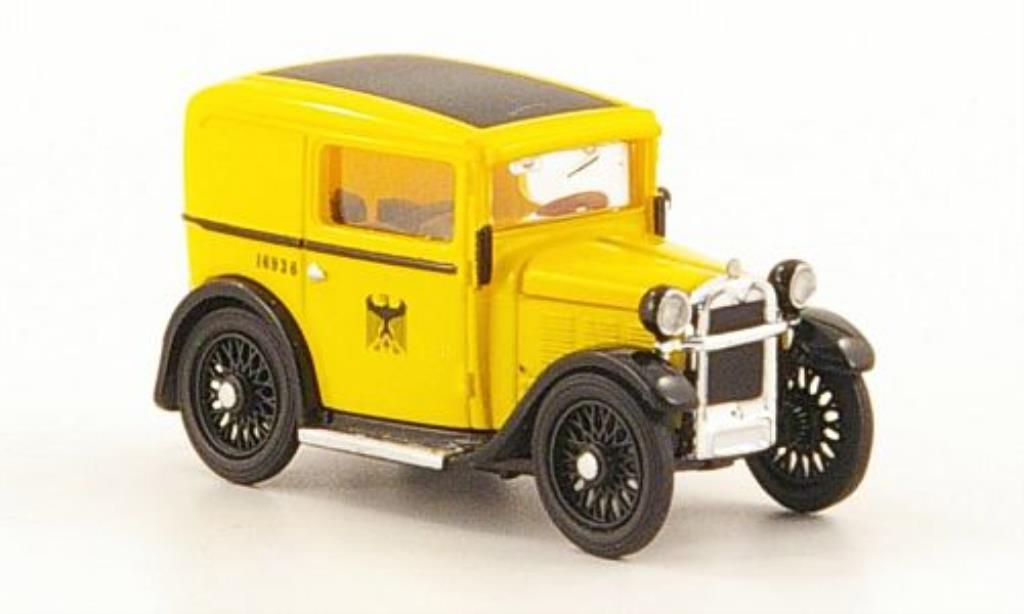 Bmw Dixi 1/87 Brekina Lieferwagen Deutsche Post miniature
