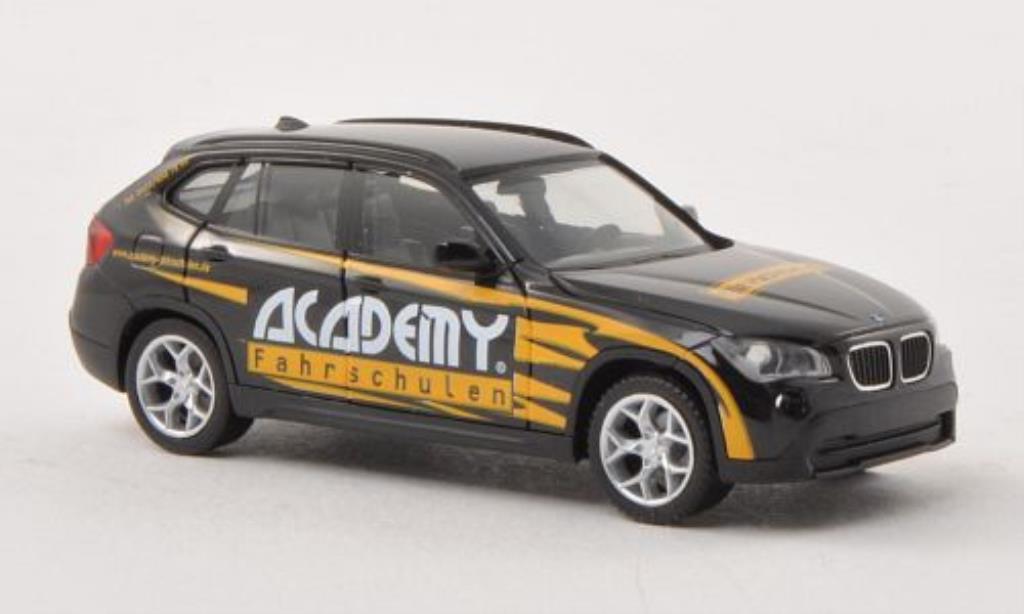 Bmw X1 E84 1/87 Herpa Academy Fahrschulen diecast