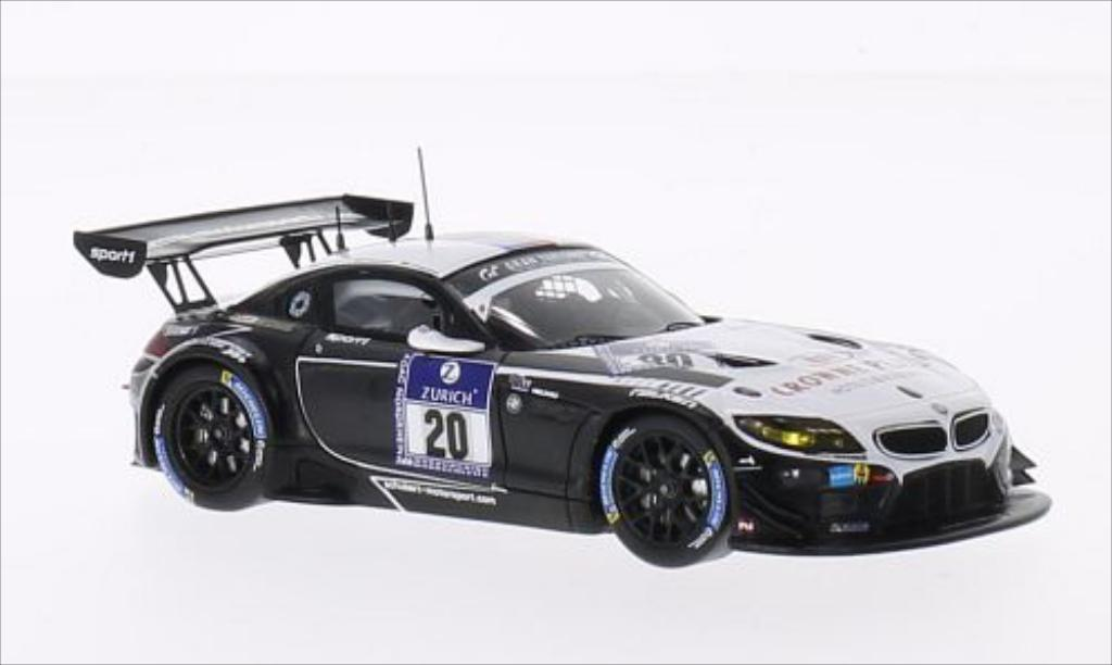 Bmw Z4 E89 1/43 Spark GT3 Sports Trophy Team Schubert No.20 Nurburgring 2014 /M.Tomczyk diecast