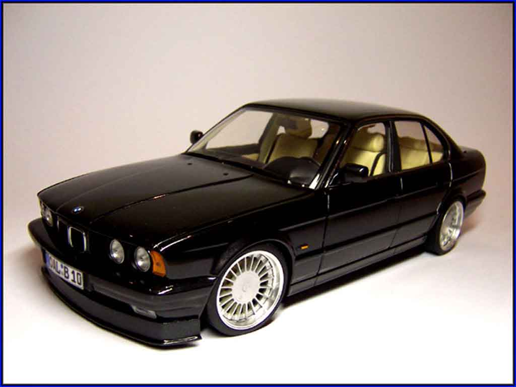 Bmw 535 1988 1/18 Minichamps i alpina b10 miniature