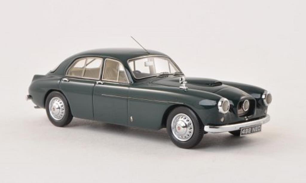Bristol 405 1/43 Neo grun RHD 1953 miniature