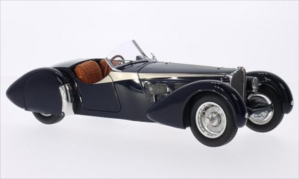 Bugatti 57 SC 1/18 CMC SC Corsica Roadster RHD 1938 miniature