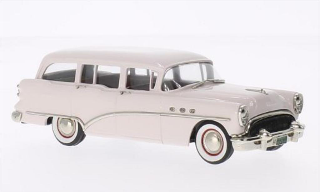 Buick Special 1/43 Brooklin Estate Wagon beige 1954 miniature