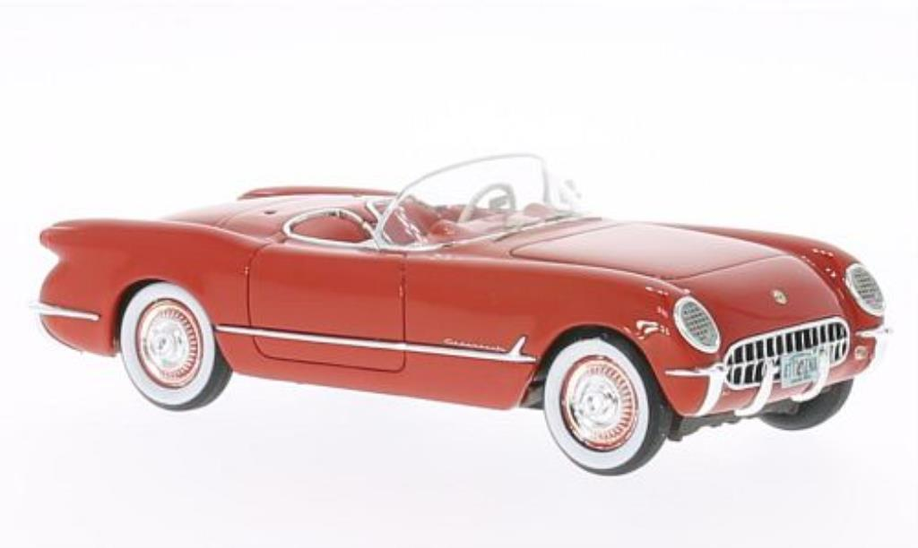 Chevrolet Corvette C1 1/43 Neo  red 1953 diecast model cars