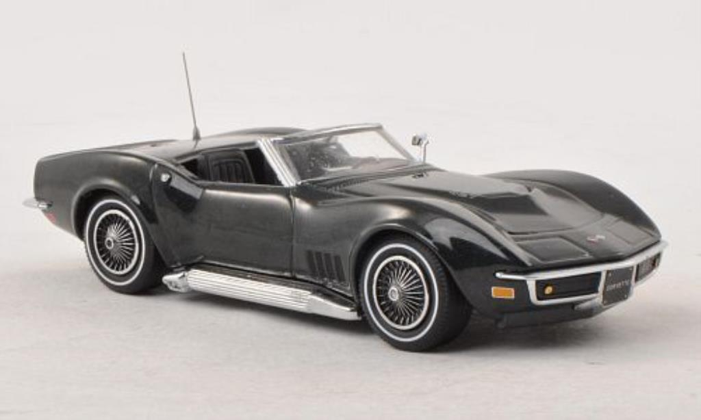Chevrolet Corvette C3 1/43 Vitesse Convertible grun 1968 diecast model cars