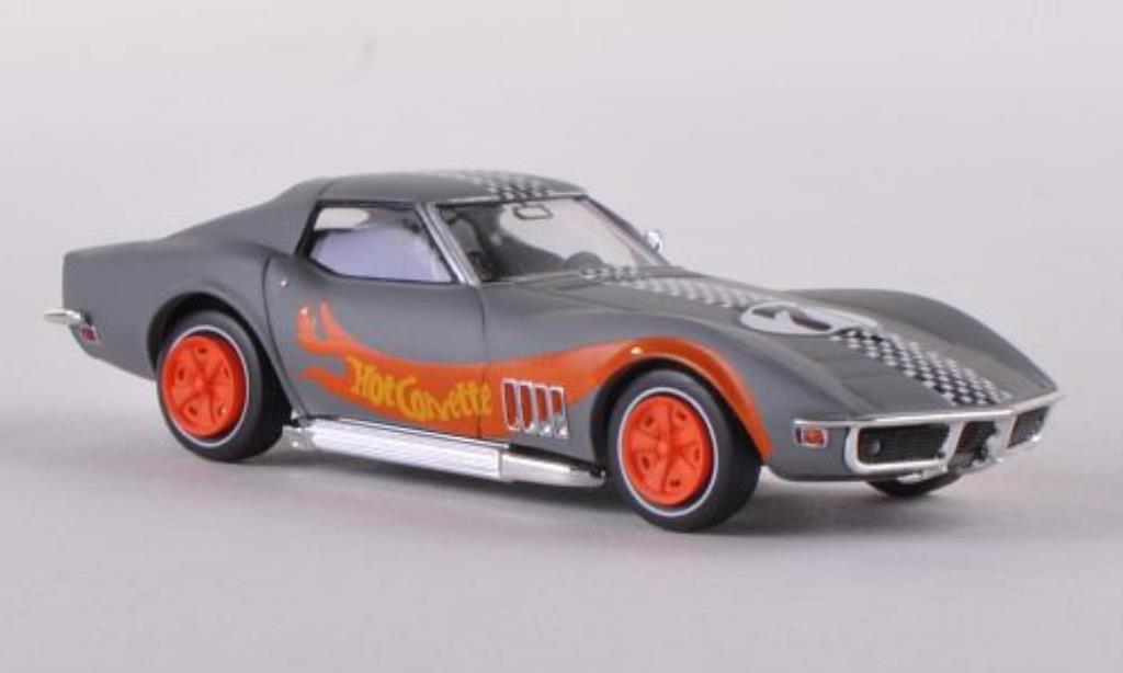 Chevrolet Corvette C3 1/87 Brekina  Hot Corvette miniatura
