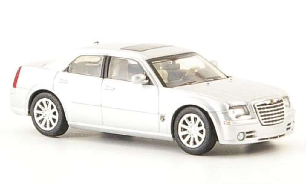 Chrysler 300C 1/87 Ricko SRT8 grise 2005 miniature