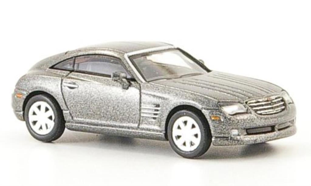 Chrysler Crossfire 1/87 Ricko Coupe grise 2006 miniature