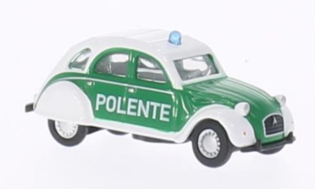 Citroen 2CV 1/87 Schuco Polente miniature