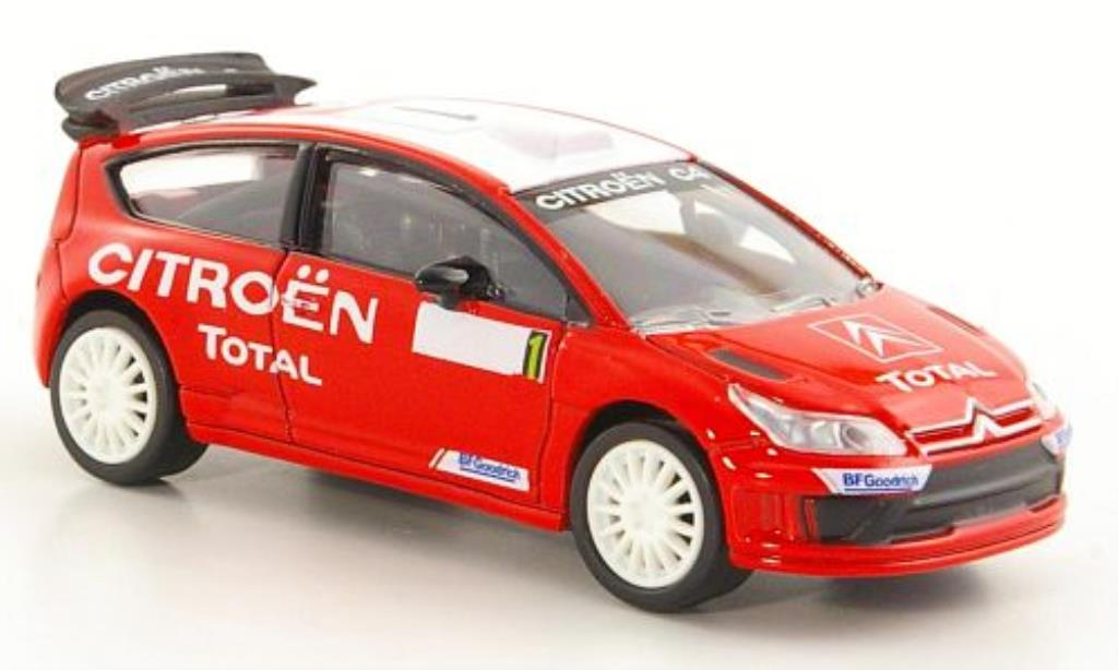 Citroen C4 WRC 1/43 Norev No.1 Total miniature
