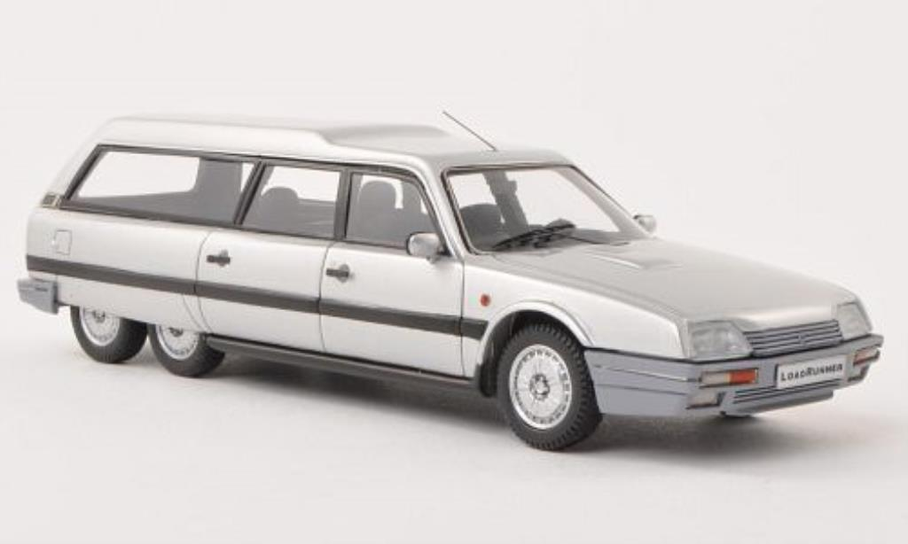 Citroen CX 1/43 Matrix Break Loadrunner grigio 1989 modellino in miniatura