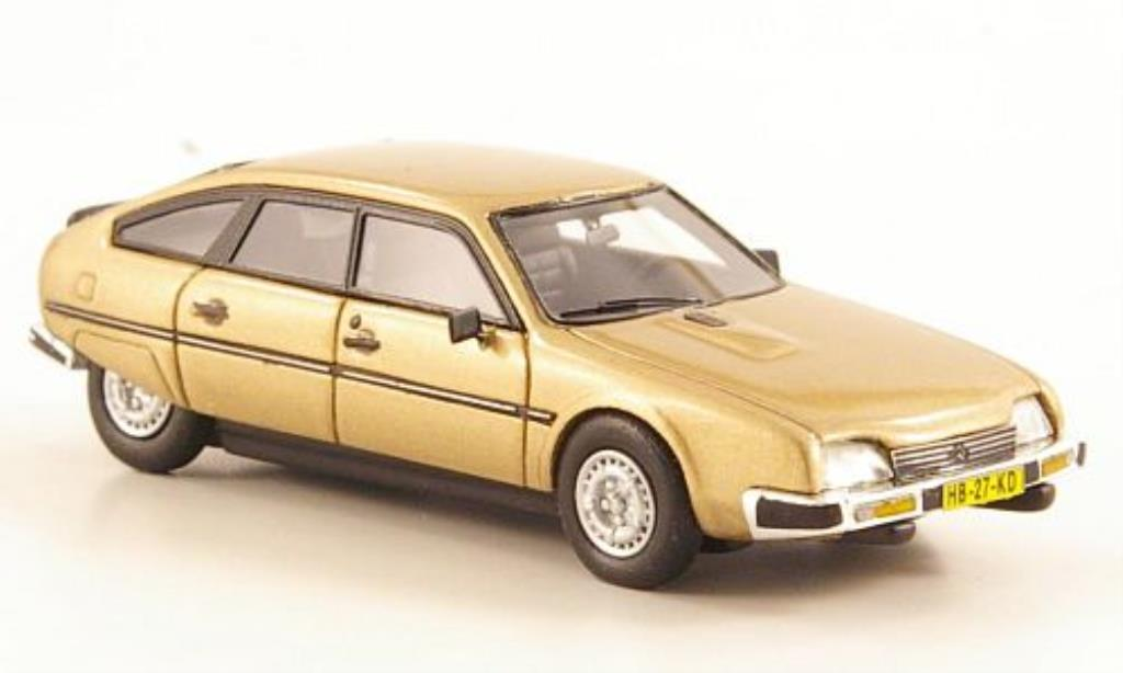 Citroen CX 1/87 Neo GTI beige 1980 modellautos