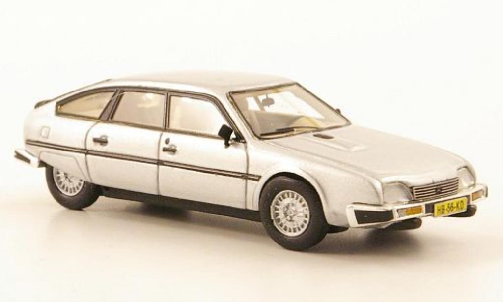 Citroen CX 1/87 Neo GTi Serie I grey 1980 diecast model cars