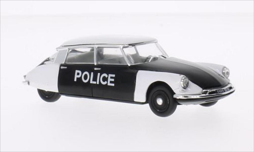 Citroen DS 19 1/43 Vitesse 19 Polizei (F) 1960 miniature