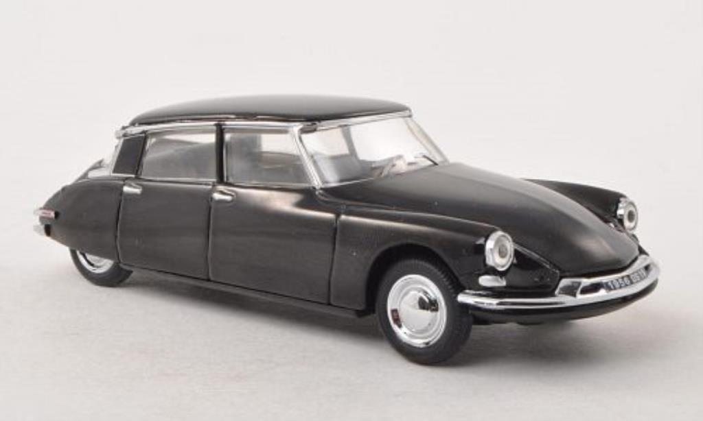 Citroen DS 19 1/43 Vitesse 19 noire 1956 miniature