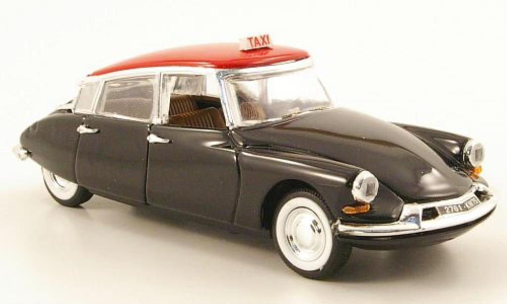 Citroen DS 19 1/43 Rio 19 Taxi de Paris 1963 miniature