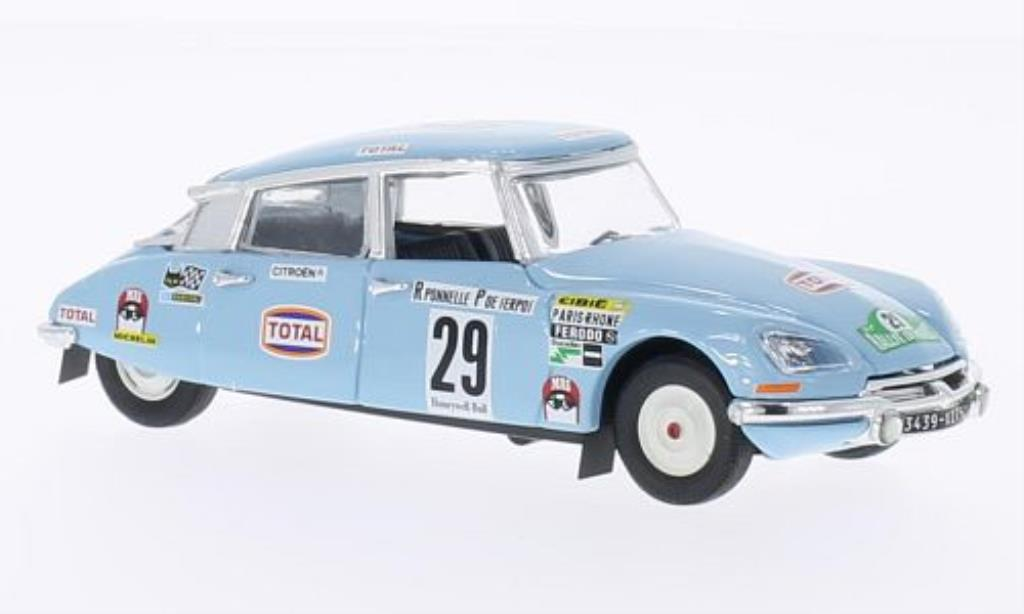 Citroen DS 21 1/43 Rio No.29 Rally Marokko 1972 /P.De miniature