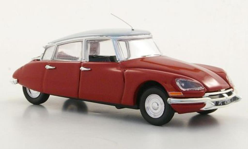 Citroen DS 21 1/43 Rio 21 rouge/grise 1968 miniature