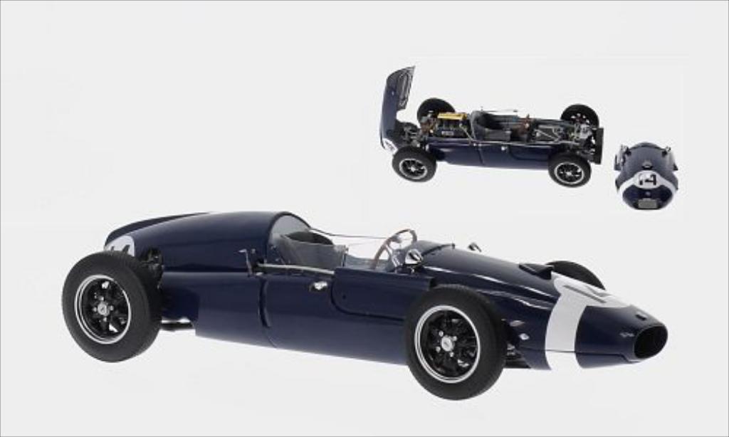 Cooper T51 1/18 Schuco No.14 Walker Racing Team Formel 1 GP Italien 1959 miniature