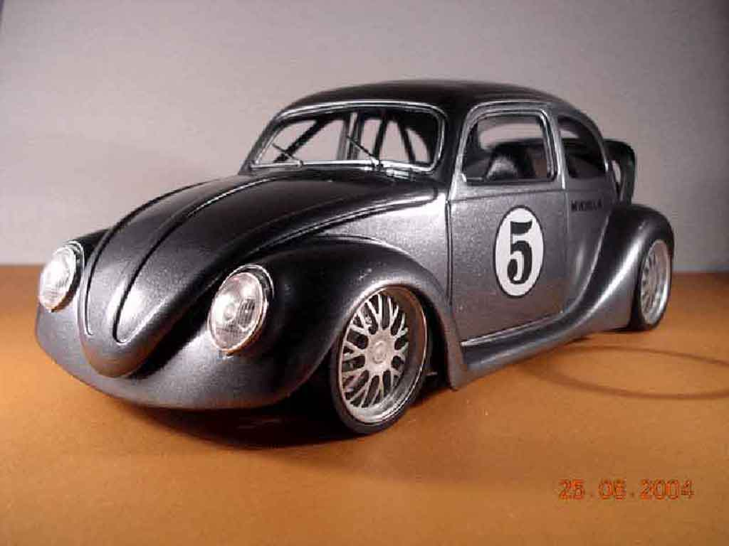 Volkswagen Kafer Drag Run 1/18 Solido cox racing spirit miniature