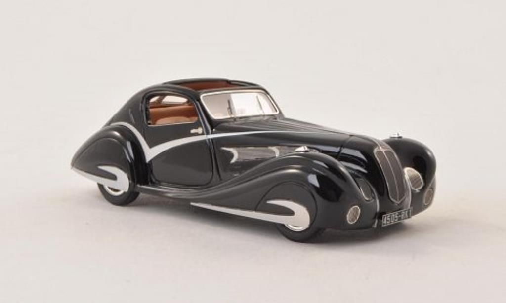 Delahaye 135 1/43 Nickel Competition Coupe Figoni & Falaschi noire 1936 miniature