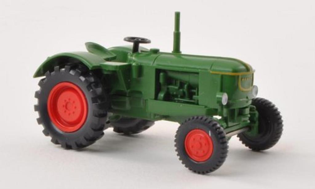 Deutz D40 1/87 Wiking L Schlepper grun