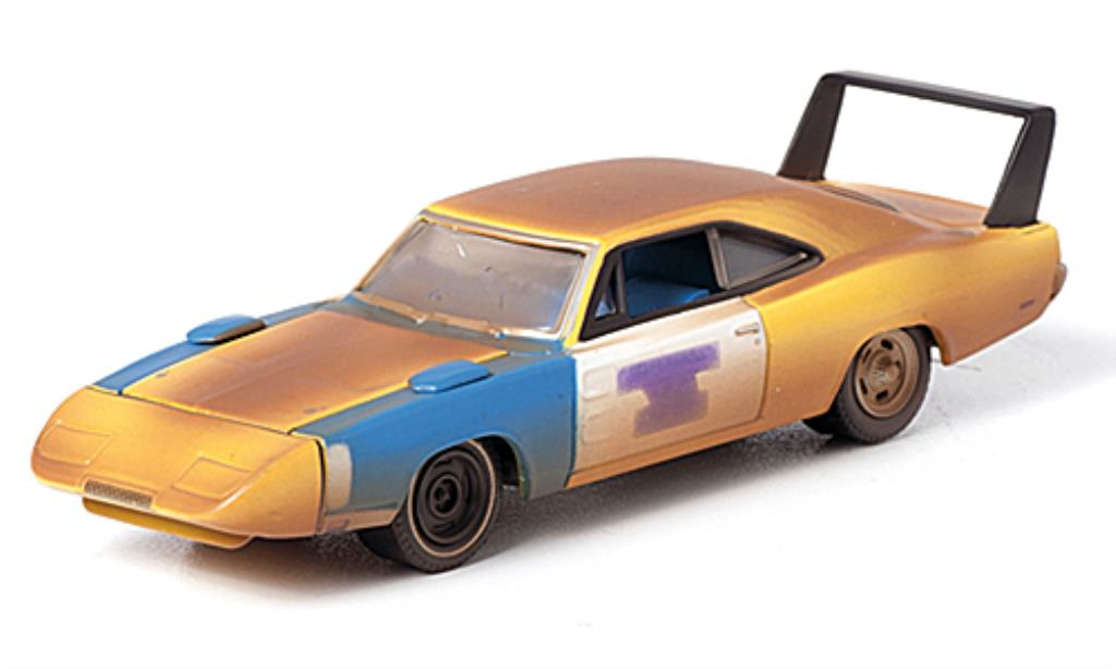 Dodge Charger Daytona 1/64 Greenlight Filmversion 1967 modellautos