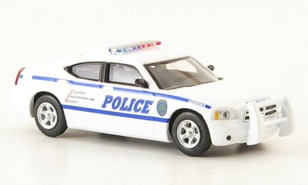 Dodge Charger 1/87 Ricko R/T Highway Patrol Polizei (US) diecast